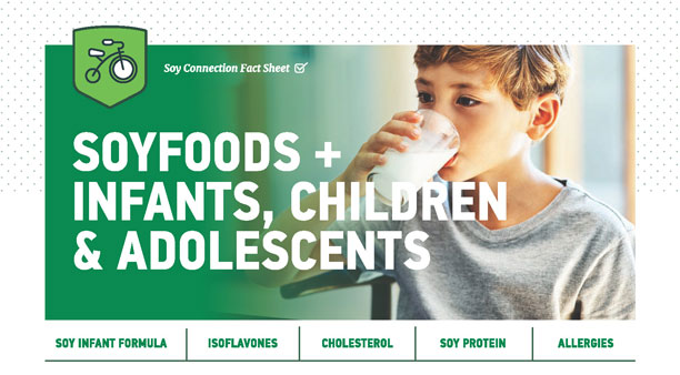 Soy Children's Health