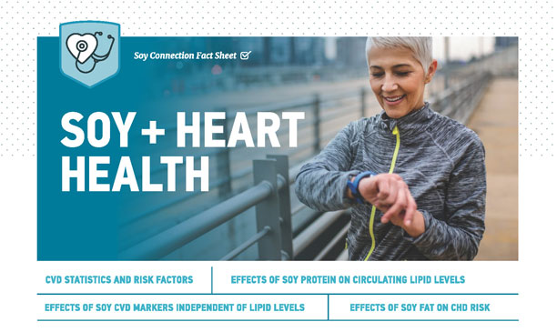 Soy for Heart Health