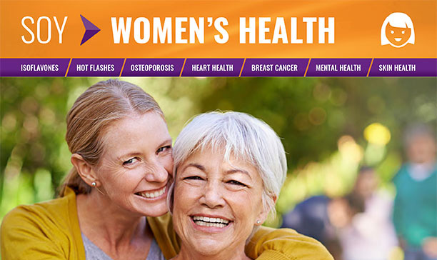 Soy and womens health