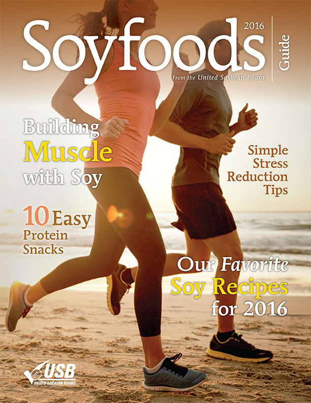 The 2016 Soyfoods Guide