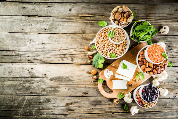 Consumption of Plant Protein and Soyfoods On the Rise