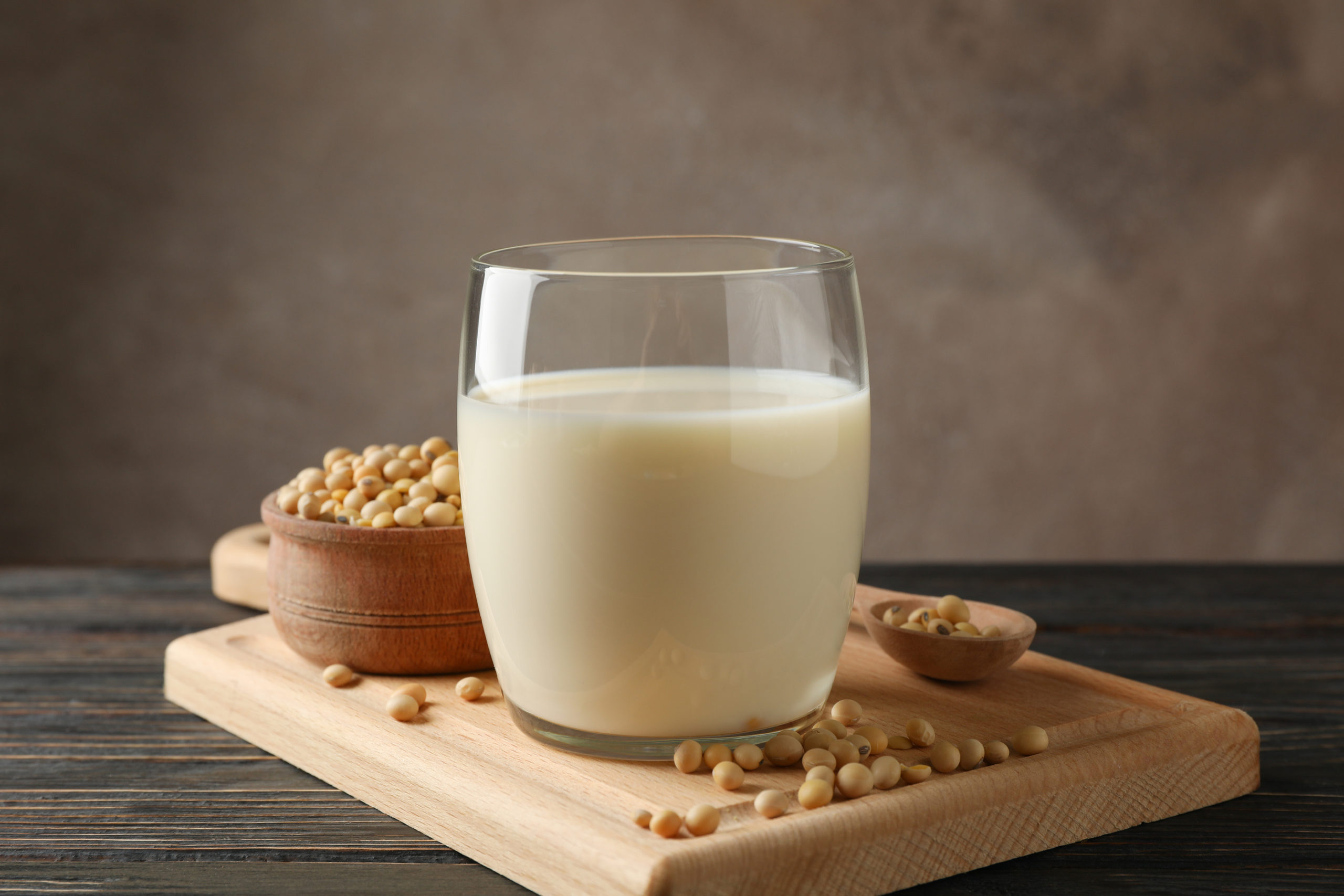 Soymilk and Cow's Milk: New Evidence to Consider